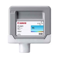 Canon PFI-306PC LUCIA EX PHOTO CYAN INK FOR IPF8300,IPF8300S,IPF