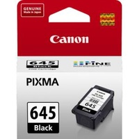 Canon PG645 FINE BLACK CARTRIDGE PG-645
