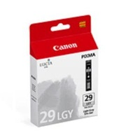 Canon PGI29LGY LIGHT GREY INK TANK FOR PRO-1
