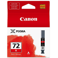Canon PGI-72R RED INK CARTRIDGE FOR PIXMA PRO-10