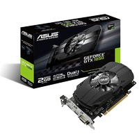ASUS GeForce GTX 1050 Phoenix 2GB Video Card
