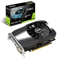 ASUS GeForce GTX 1660 SUPER Pheonix OC 6GB Video Card