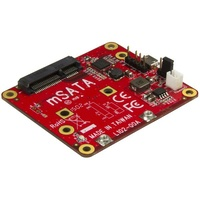 StarTech USB to mSATA Converter for Raspberry Pi Development Boards