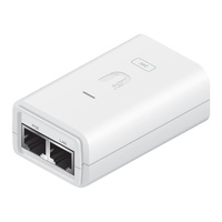 Ubiquiti Networks 24VDC 3A 7W Gigabit PoE Adapter - White