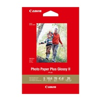 "Canon Photo Paper Plus Glossy II 4""x6"" - 20 Sheets"