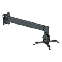 Brateck Projector Wall/Ceiling Mount Bracket, up to 20kg (PRB-2W)