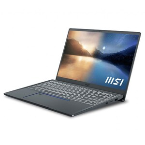 "MSI Prestige 14 A11SCS 14"" Laptop i7 16GB 1TB GTX1650 Ti W10P - Carbon Grey"