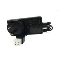 NetComm PSU-0067 AC-12V DC power plug adapter suitable for NTC-140 / NTC-8000