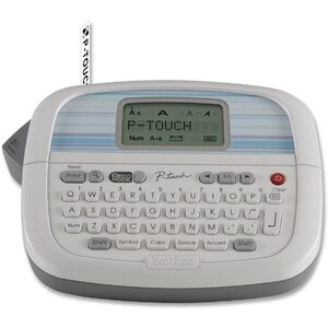 Brother P-Touch 90 Labelmaker B/W thermal transfer Roll