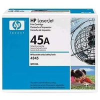 HP 45A Black Toner Cartridge 18K pages (Q3973A)