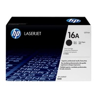 HP 16A LaserJet 5200 Black Toner 12K pages (Q7516A)