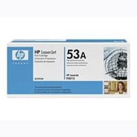 HP 53A Black Toner Cartridge (Q7553A)