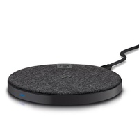 Alogic Prime Series 10W Wireless Charging Pad - Space Grey