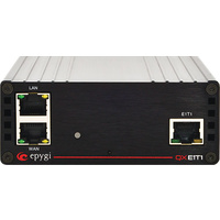 Epygi QX-E1T1-0000 Single Port PRI ISDN Gateway QXE1T1