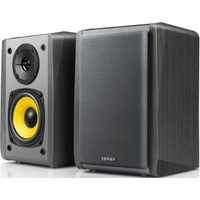 Edifier R1010BT - 2.0 Lifestyle Bookshelf Bluetooth Studio Speakers Black