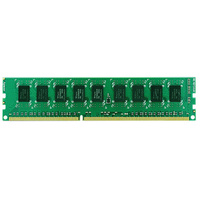 Synology 8GB ECC RAM MODULE DDR3 - 1 unit contains 2 x 4GB Sticks of RAM
