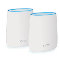 NETGEAR Orbi RBK20 Whole Home AC2200 Tri-band WiFi System