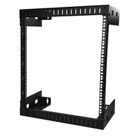 StarTech 12U Wall-Mount Server Rack - 12 in. Depth RK12WALLO