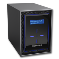 NETGEAR ReadyNAS RN42200 2 Bay NAS High-performance Business Data Storage