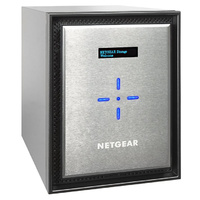NETGEAR RN626X00-100AJS ReadyNAS 626X - 6 Bay NAS with Intel Xeon Quad-Core 2.4GHz