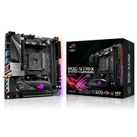 ASUS ROG STRIX X470-I Gaming Mini-ITX Motherboard