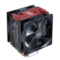 Cooler Master Hyper 212 LED Turbo CPU Cooler - Red Top Cover