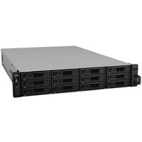 Synology RackStation RS18017xs+ 12 Bay Diskless NAS - Xeon D-1531 6 Core CPU 16GB RAM