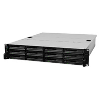 Synology RackStation RS3617xs+ 12 Bay Diskless Rackmount NAS Xeon D-1531 CPU