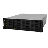 Synology RackStation RS4017xs+ 16 Bay Diskless NAS - Xeon D-1541 8 Core CPU