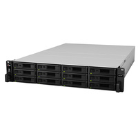 Synology RX1217 12 Bay Diskless Rackmount Expansion Unit
