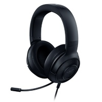 Razer Kraken X 7.1 Surround Sound Gaming Headset - Black