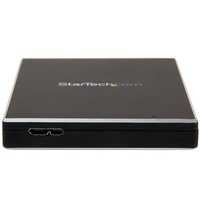 "StarTech USB 3.1 (10 Gbps) Enclosure for 2.5"" SATA Drives"