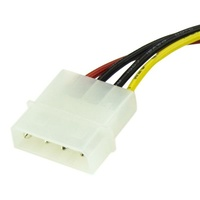StarTech 15cm Molex to SATA Power Cable Adapter
