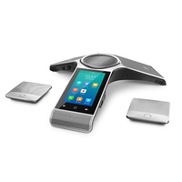 Yealink CP960-WM-SFB IP Conference Phone Skype for Business Edition with 2x Wireless Microphones