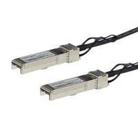 StarTech Cisco  SFP-H10GB-CU50CM Compatible SFP+ Direct-Attach Twinax Cable - 0.5 m (1.6 ft) SFPH10GBC05M