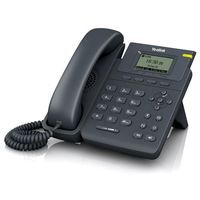 Yealink SIP-T19P E2  Entry-Level Single Line Enterprise HD IP Phone (with PoE)