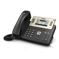 Yealink SIP-T27G  6 Line IP phone 21 Program keys/BLF/XML/PoE/HDV/EHS