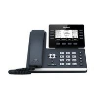 "Yealink SIP-T53W 12 Line IP HD Phone with 3.7"" 360 x 160 Greyscale Screen"