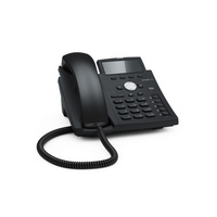 SNOM-D305 4 Line IP Phone. Hi-Res display with backlight, PoE