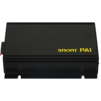 SNOM PA1 VoIP Paging Amplifier