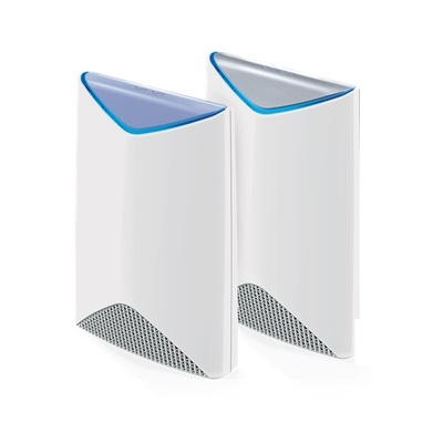 Orbi Pro SRK60 High-performance AC3000 Tri-band WiFi System (Router & Satellite)