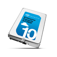 Seagate ST10000NM0016 Enterprise Capacity 3.5, 10TB, SATA 6Gb/s, 7200rpm, 512e, Helium
