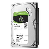 "Seagate ST1000DM010 1TB BarraCuda 3.5"" 7200RPM SATA3 Desktop Hard Drive"