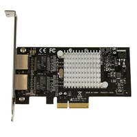 StarTech Dual Port Gigabit PCIe Network Card