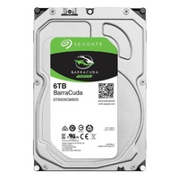 "Seagate ST6000DM003 6TB BarraCuda 3.5"" SATA3 Desktop Hard Drive"