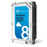 "Seagate ST8000NM0075 8TB 3.5"" SAS 12Gb/s 512E Enterprise Capacity Hard Drive"