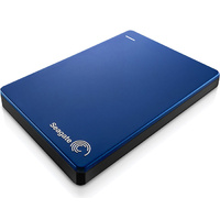 Seagate Backup Plus Slim 2TB USB3 Portable External Hard Drive Blue STDR2000302