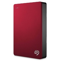 Seagate Backup Plus 5TB USB 3.0 Portable External Hard Drive Red STDR5000303