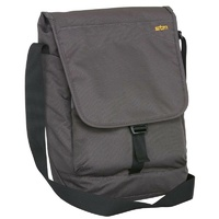 "STM Linear Shoulder Bag Fits up to 13"" Notebook - Steel"