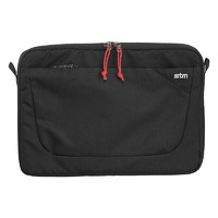 "STM Blazer Sleeve for 11"" Laptops/Tablets - Black"